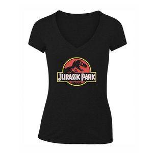 Women's Jurassic Park Short Sleeve T-Shirt